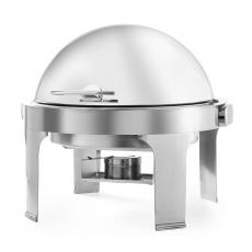 Podgrzewacz stołowy ROLLTOP DRIPLESS<br />model: 470343<br />producent: Hendi