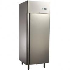 Szafa chłodnicza nierdzewna GN 2/1 SZCH-700<br />model: 00010774<br />producent: Redfox