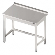 Stół roboczy nierdzewny<br />model: 980027100<br />producent: Stalgast