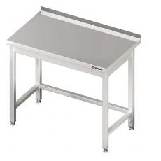 Stół roboczy nierdzewny<br />model: 980027110<br />producent: Stalgast