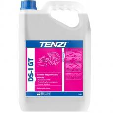 Środek do szybkiej dezynfekcji powierzchni DS1 GT poj. 5 l<br />model: U05/005-WUU005A005AU010<br />producent: Tenzi