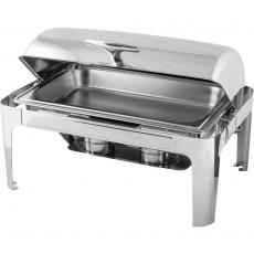 Podgrzewacz stołowy Roll-Top GN1/1<br />model: 437011<br />producent: Stalgast
