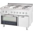 Kuchnia elektryczna 6-płytowa z piekarnikiem elektrycznym 9717000