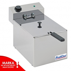 Frytownica elektryczna - poj. 8l | ProfiChef PCF-8<br />model: PCF-8<br />producent: ProfiChef