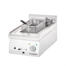 Frytownica elektryczna nastawna 2-komorowa 2x10 l<br />model: 9726000<br />producent: Stalgast