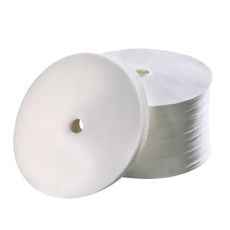 Filtry papierowe okrągłe do zaparzaczy - 250 szt.<br />model: A190009250<br />producent: Bartscher