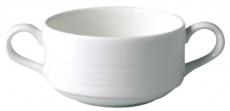 Bulionówka porcelanowa RAK z linii RONDO<br />model: R-BACS30D7-6<br />producent: Rak