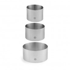 Pierścień kucharsko-cukierniczy<br />model: 512302<br />producent: Hendi
