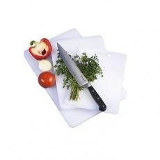 Deska z polietylenu biała<br />model: 340300<br />producent: Stalgast