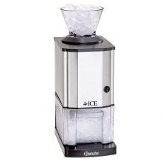 Kruszarka do lodu elektryczna 4 ICE<br />model: 135013/W<br />producent: Bartscher