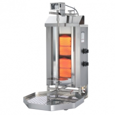 Gyros (kebab) gazowy - do 30 kg | POTIS GD-2<br />model: POTIS GD-2<br />producent: Potis