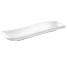 Naczynie na przystawki porcelanowe KUBIKO/FALA<br />model: 61245<br />producent: Ambition