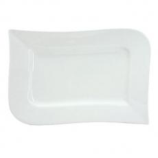 Talerz płytki porcelanowy FALA<br />model: 61214<br />producent: Ambition