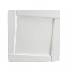Talerz płytki porcelanowy KUBIKO<br />model: 61200<br />producent: Ambition