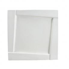 Talerz płytki porcelanowy KUBIKO<br />model: 61201<br />producent: Ambition