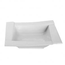Talerz głęboki porcelanowy (salaterka) KUBIKO<br />model: 61204<br />producent: Ambition