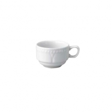 Filiżanka do kawy porcelanowa BUCKINGHAM<br />model: 52494<br />producent: Churchill