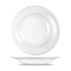 Talerz głęboki porcelanowy PROFILE<br />model: 305438<br />producent: Churchill