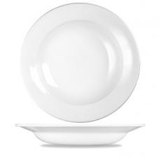 Talerz głęboki porcelanowy PROFILE<br />model: 289036<br />producent: Churchill