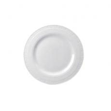 Talerz płytki porcelanowy CHATEAU<br />model: 52300<br />producent: Churchill