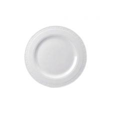 Talerz płytki porcelanowy CHATEAU<br />model: 52301<br />producent: Churchill