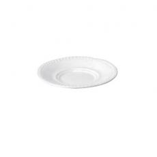 Spodek pod bulionówkę porcelanowy BUCKINGHAM<br />model: 305446<br />producent: Churchill