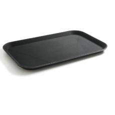 Taca z polipropylenu czarna<br />model: 878101<br />producent: Hendi