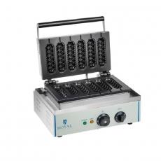 Gofrownica elektryczna do gofrów na patyku lub corn dogów RCWM-1500-S<br />model: 1318<br />producent: Royal Catering
