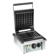 Gofrownica elektryczna RCWM-2000-E<br />model: 1314<br />producent: Royal Catering