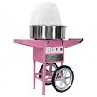 Maszyna do waty cukrowej RCZC-1200E z wózkiem - 10010083