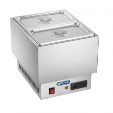 Podgrzewacz do czekolady RCCM-250-2GN<br />model: 1249<br />producent: Royal Catering