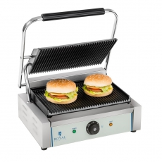 Grill kontaktowy RCKG-2200-G<br />model: 10010245<br />producent: Royal Catering