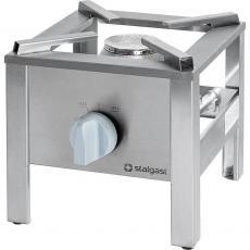 Taboret gastronomiczny gazowy 1-palnikowy (pomocniczy)<br />model: 773051<br />producent: Stalgast