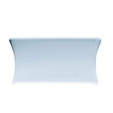 Pokrowiec na stół 180 cm biały<br />model: V-P180-W<br />producent: Verlo