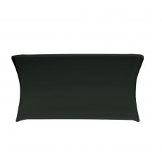 Pokrowiec na stół 180 cm czarny<br />model: V-P180-K<br />producent: Verlo