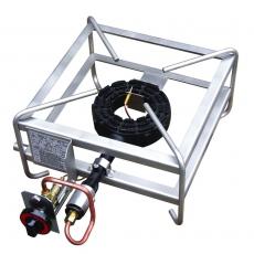 Taboret gastronomiczny gazowy 1-palnikowy F-1G<br />model: 00000218<br />producent: Redfox