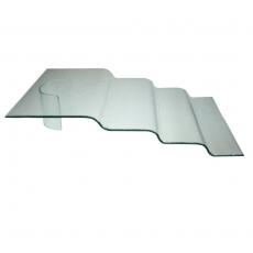 Podstawa szklana do kaskady 3-stopniowej<br />model: 291116<br />producent: Dajar