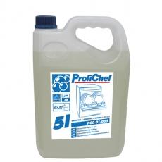 Płyn do mycia naczyń w zmywarkach gastronomicznych - poj. 5l | ProfiChef<br />model: PCC-01/005<br />producent: M&M Gastro