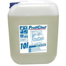 Płyn do mycia naczyń w zmywarkach gastronomicznych - poj. 10l | ProfiChef<br />model: PCC-01/010<br />producent: M&M Gastro