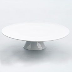Patera na ciasto porcelanowa APULIA<br />model: 394403<br />producent: Stalgast