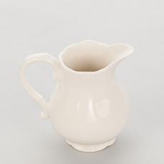 Dzbanek na mleko porcelanowy TARANTO<br />model: 395418<br />producent: Karolina