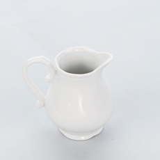 Dzbanek na mleko porcelanowy PRATO<br />model: 395008<br />producent: Karolina