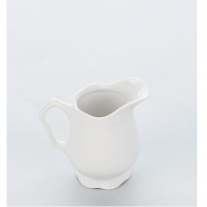 Dzbanek na mleko porcelanowy PRATO<br />model: 395710<br />producent: Stalgast