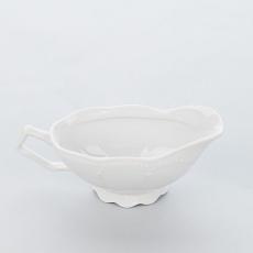 Sosjerka porcelanowa PRATO<br />model: 395720<br />producent: Stalgast