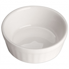 Kokilka porcelanowa ELEGANTIA<br />model: 397109<br />producent: Stalgast
