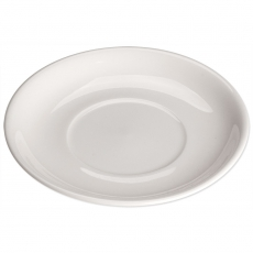 Spodek porcelanowy do filiżanki ELEGANTIA<br />model: 397050<br />producent: Stalgast