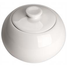 Cukiernica porcelanowa ELEGANTIA<br />model: 397197<br />producent: Stalgast