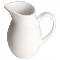 Dzbanek na mleko porcelanowy ELEGANTIA<br />model: 397061<br />producent: Stalgast
