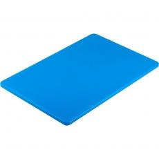 Deska z polietylenu HACCP niebieska<br />model: 341454<br />producent: Stalgast