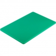 Deska z polietylenu HACCP zielona 341452